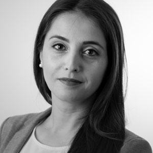 Nora Osmanaj, Assistentin, Niederlassung Düsseldorf, Witte Projektmanagement GmbH