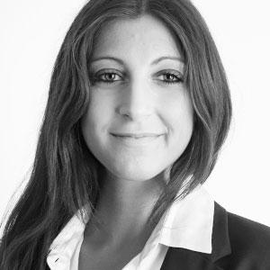 Sara Decina, Junior-Projektleiterin, Niederlassung München, Witte Projektmanagement GmbH