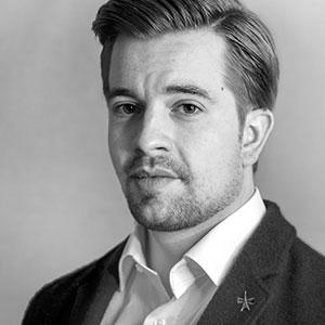 Niklas Sperling, Junior-Projektleiter, Niederlassung Hamburg, Witte Projektmanagement GmbH