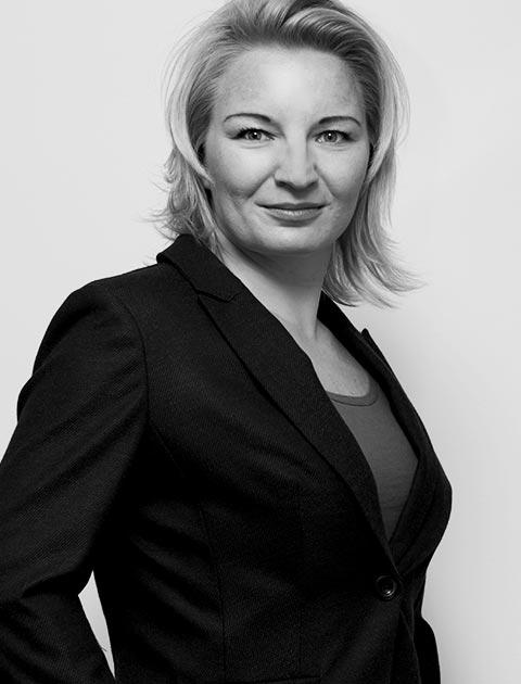 Jeanine Ebers, Kaufmännische Mitarbeiterin, Niederlassung Berlin, Witte Projektmanagement GmbH