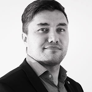 Marin Mandov, Projektleiter BIM, Niederlassung Berlin, Witte Projektmanagement GmbH